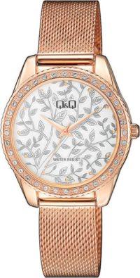 Женские часы Q&Q QZ59J071Y фото 1