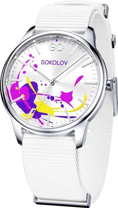 Женские часы SOKOLOV 326.71.00.000.08.03.2 фото 1