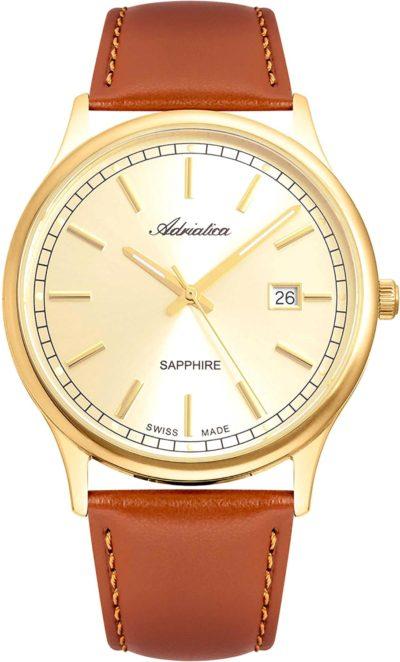 Мужские часы Adriatica A1293.1B11Q фото 1