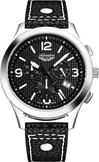 Мужские часы Adriatica A8313.5B54CH фото 1