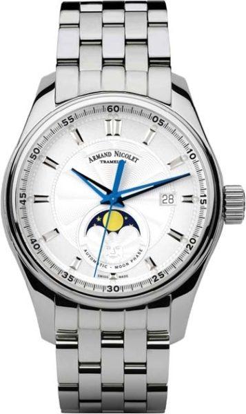 Мужские часы Armand Nicolet A640L-AG-MA2640A фото 1