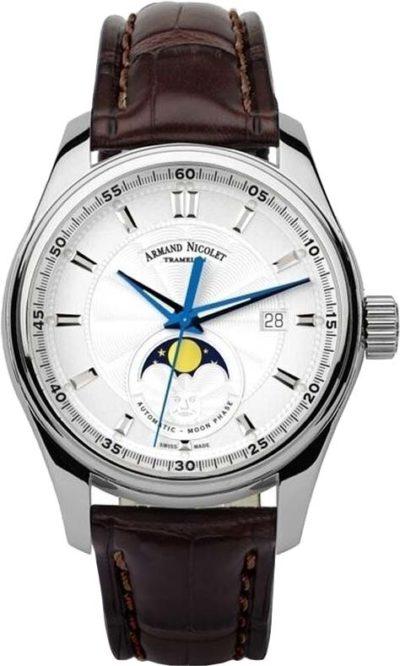 Мужские часы Armand Nicolet A640L-AG-P840MR2 фото 1