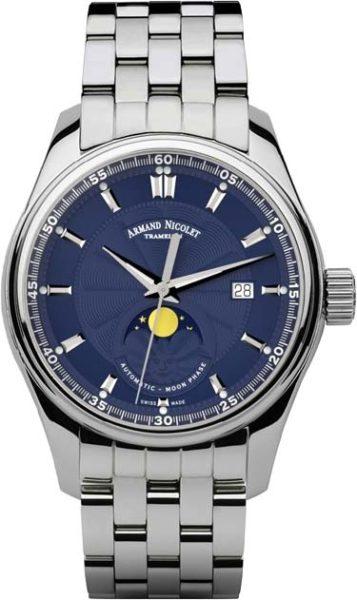 Мужские часы Armand Nicolet A640L-BU-MA2640A фото 1