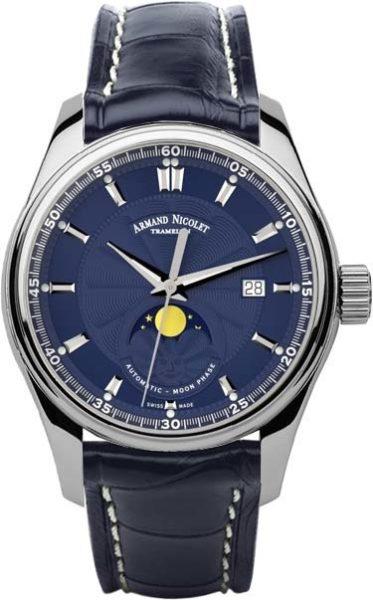 Мужские часы Armand Nicolet A640L-BU-P840BU2 фото 1