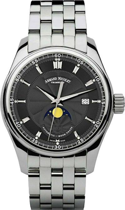 Мужские часы Armand Nicolet A640L-NR-MA2640A фото 1