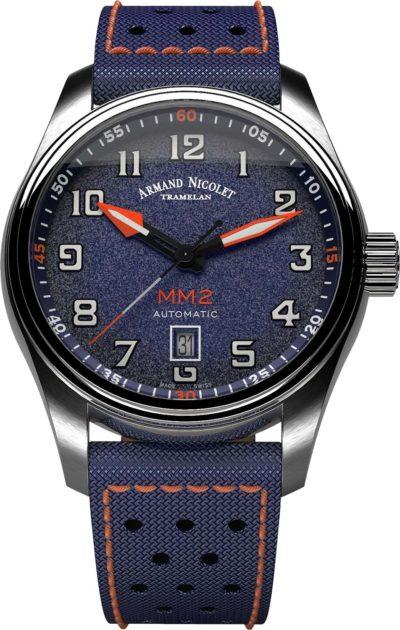 Мужские часы Armand Nicolet A640P-BN-P0640BO8 фото 1