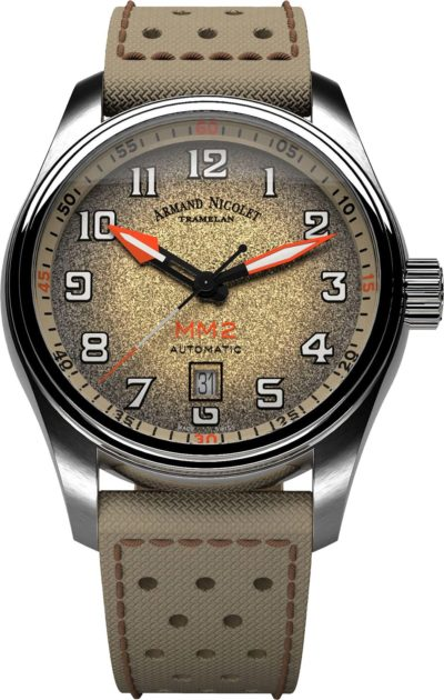 Мужские часы Armand Nicolet A640P-KN-P0640KM8 фото 1