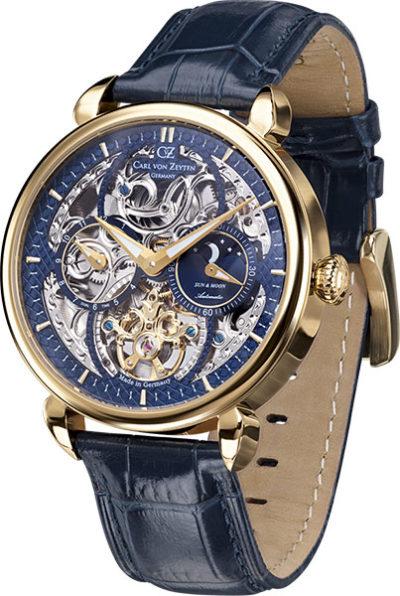 Мужские часы Carl von Zeyten CVZ0005GBLS фото 1