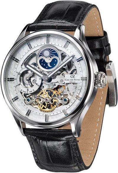 Мужские часы Carl von Zeyten CVZ0008WHS фото 1
