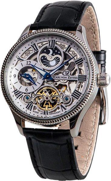 Мужские часы Carl von Zeyten CVZ0034WHS фото 1