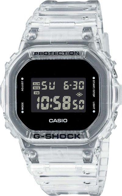 Мужские часы Casio DW-5600SKE-7ER фото 1