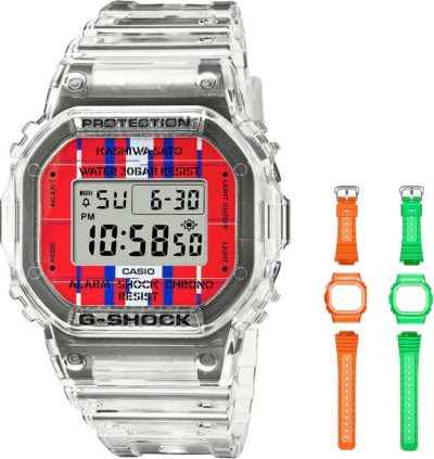 Мужские часы Casio DWE-5600KS-7ER фото 1