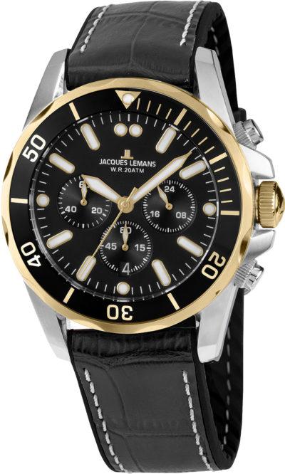 Мужские часы Jacques Lemans 1-2091D фото 1