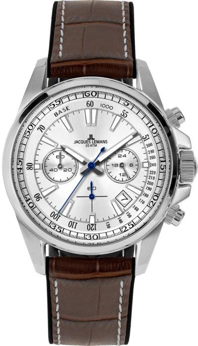 Мужские часы Jacques Lemans 1-2117B фото 1