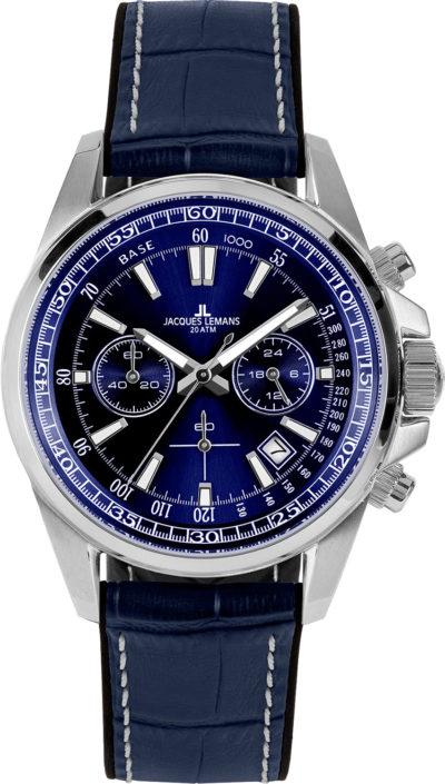 Мужские часы Jacques Lemans 1-2117C фото 1