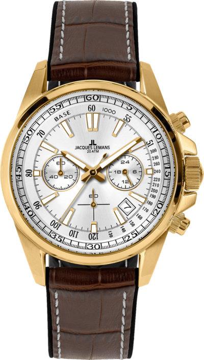 Мужские часы Jacques Lemans 1-2117F фото 1