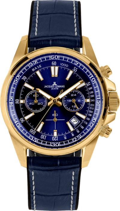 Мужские часы Jacques Lemans 1-2117G фото 1