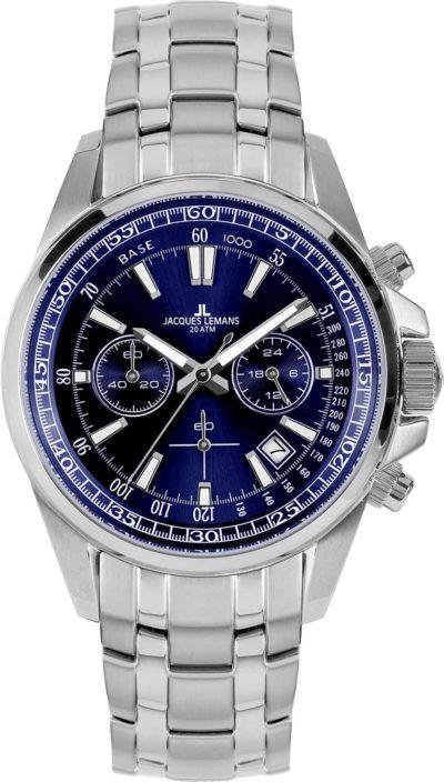 Мужские часы Jacques Lemans 1-2117K фото 1