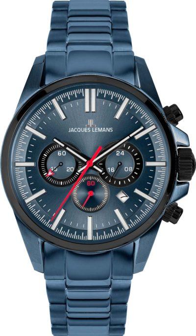 Мужские часы Jacques Lemans 1-2119G фото 1