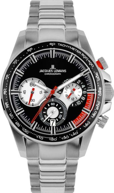 Мужские часы Jacques Lemans 1-2127E фото 1