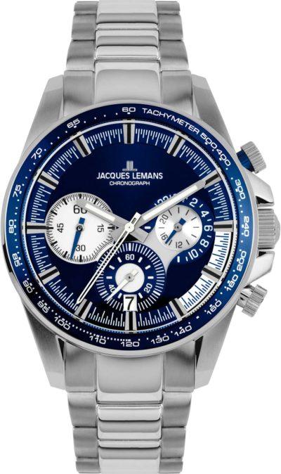 Мужские часы Jacques Lemans 1-2127F фото 1