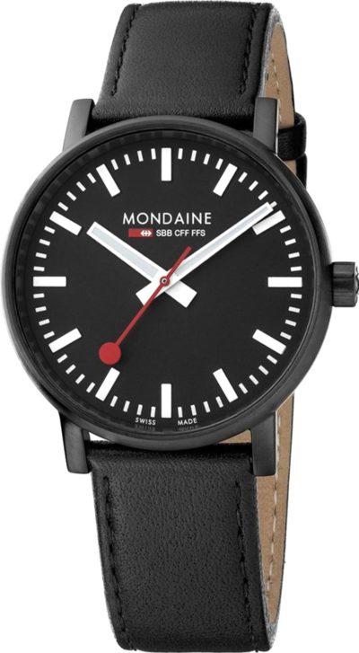 Мужские часы Mondaine MSE.40121.LB фото 1