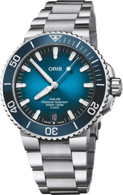 Мужские часы Oris 400-7763-41-35MB фото 1