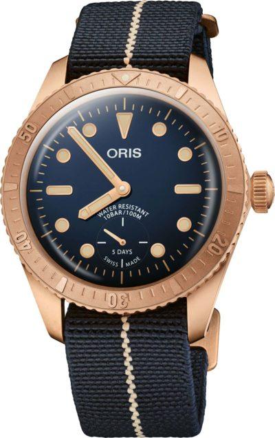 Мужские часы Oris 401-7764-31-85-set фото 1