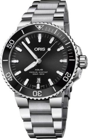 Oris 733-7730-41-34MB Aquis Date
