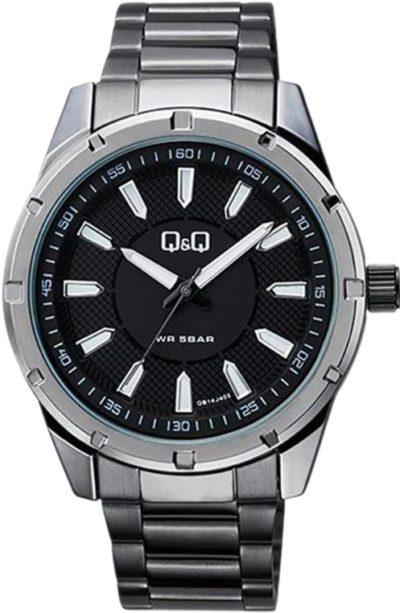 Мужские часы Q&Q QB14J402Y фото 1