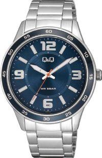 Мужские часы Q&Q QB62J215Y фото 1