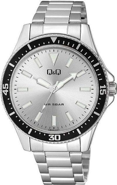 Мужские часы Q&Q QB64J201Y фото 1