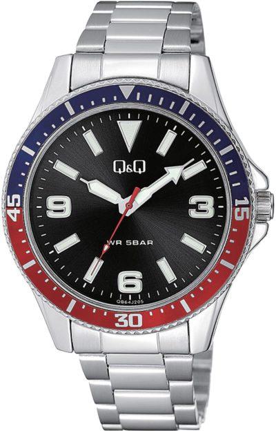Мужские часы Q&Q QB64J205Y фото 1