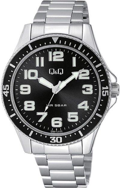 Мужские часы Q&Q QB64J225Y фото 1