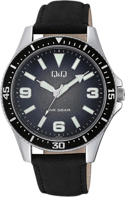 Мужские часы Q&Q QB64J305Y фото 1