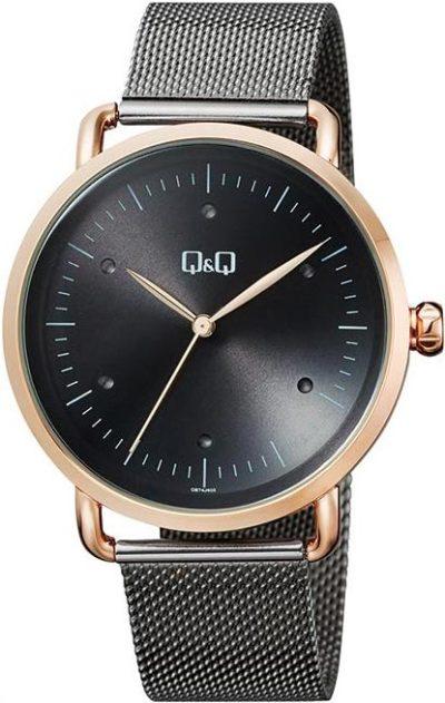 Мужские часы Q&Q QB74J402Y фото 1