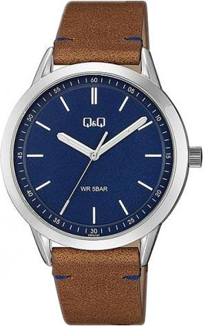 Мужские часы Q&Q QB80J302Y фото 1