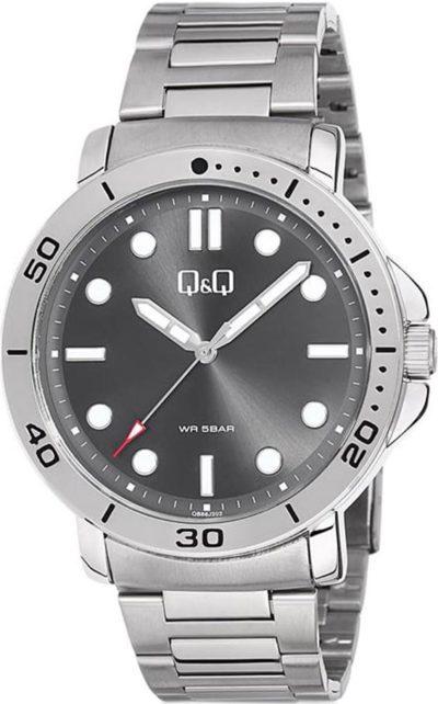 Мужские часы Q&Q QB86J202Y фото 1