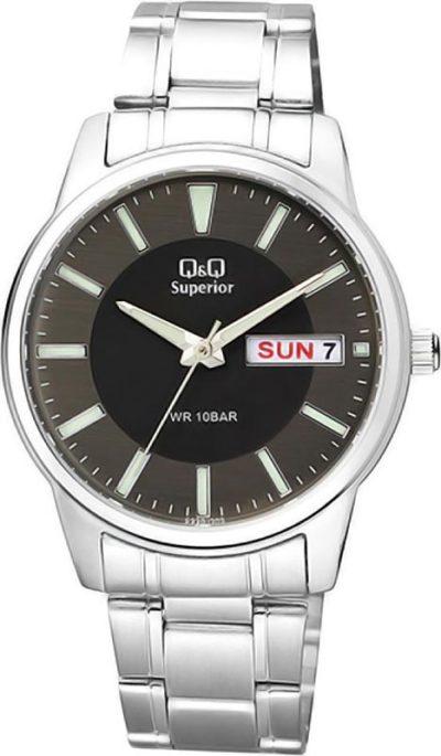 Мужские часы Q&Q S330J202Y фото 1