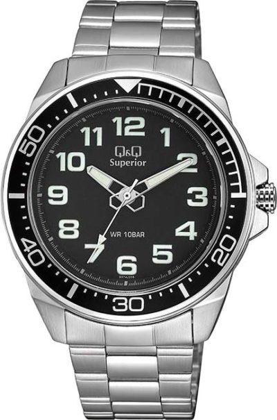 Мужские часы Q&Q S374J205Y фото 1