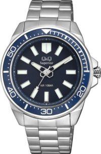 Мужские часы Q&Q S374J212Y фото 1