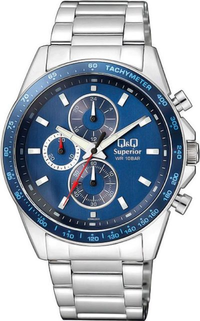 Мужские часы Q&Q S394J202Y фото 1