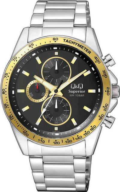 Мужские часы Q&Q S394J222Y фото 1