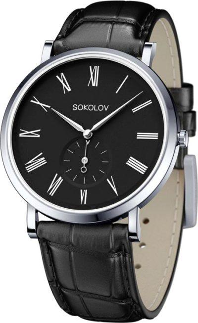 Мужские часы SOKOLOV 333.71.00.000.02.01.3 фото 1