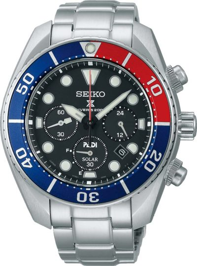 Мужские часы Seiko SSC795J1 фото 1