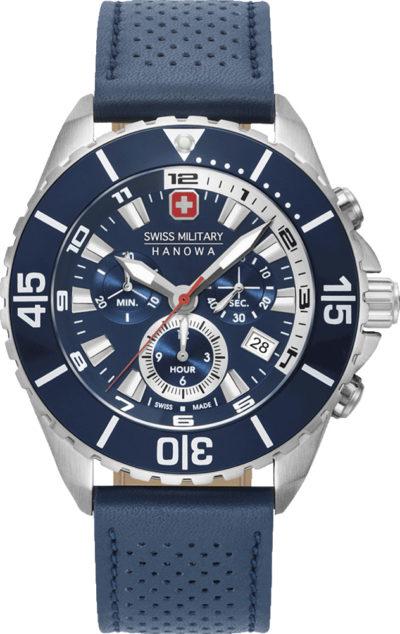 Мужские часы Swiss Military Hanowa 06-4341.04.003 фото 1