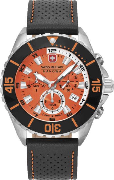 Мужские часы Swiss Military Hanowa 06-4341.04.079 фото 1