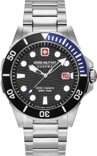 Мужские часы Swiss Military Hanowa 06-5338.04.007.03 фото 1