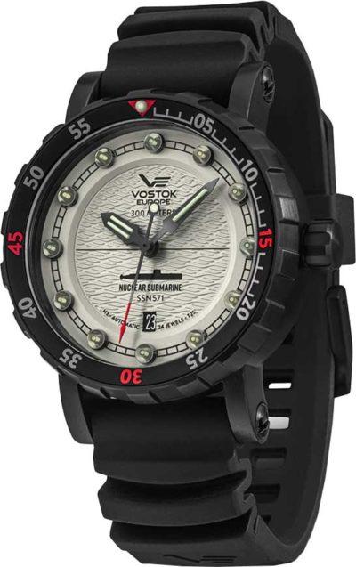 Мужские часы Vostok Europe NH35/571C607 фото 1