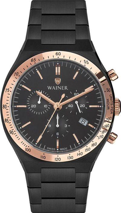 Мужские часы Wainer WA.10100-A фото 1